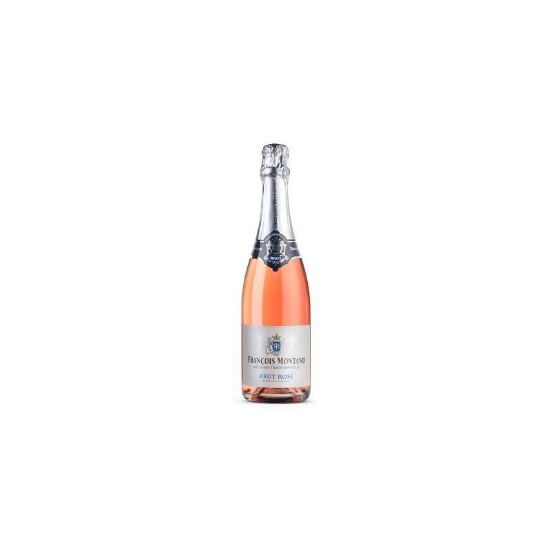FrancoisFrancois  Montand Rosé French Sparkling rosé Wine