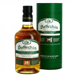 whisky BALLECHIN 10 years