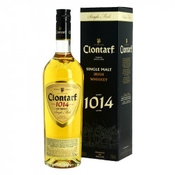 CLONTARF SINGLE MALT 40ᄚ