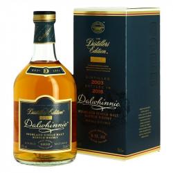 Dalwhinnie Distillers Edition Highlands Single Malt Scotch Whiskey