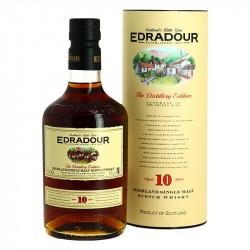 EDRADOUR Whiskey 10 ANS