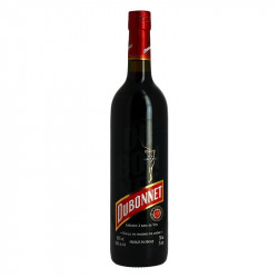 DUBONNET Rouge French Wine Based Aperitif