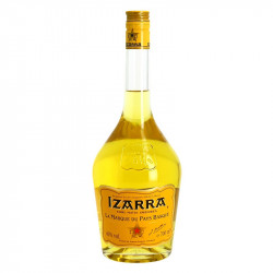 Izarra Yellow French Pays Basque Liqueur