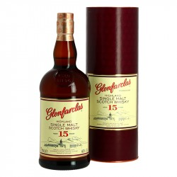 GLENFARCLAS 15 ANS SCOTCH WHISKY