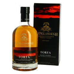 GLENGLASSAUGH TORFA Highlands Single Malt Scotch Whiskey