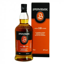 Springbank 10 ans Single Malt Campbeltown