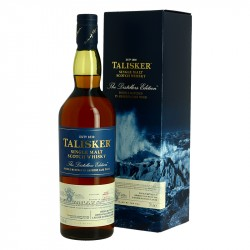Coffert Whisky Talisker Distillers Edition + 4 verres + livret de recettes