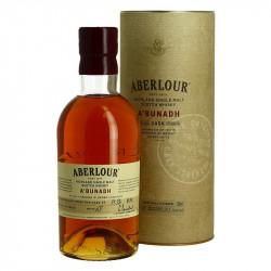 ABERLOUR A'BUNADH Single Malt Speyside Whiskey