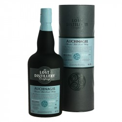 AUCHNAGIE Archivist de Luxe Blended Malt Highlands Whiskey by Lost Distillery