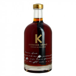 KARAVAN Cognac and Cinnamon Liqueur