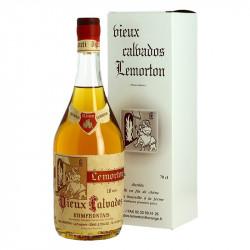 Old Calvados Lemorton 10 years Reserve Normandy Cider Based Brandy