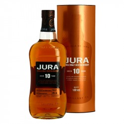 ISLE OF JURA 10 ANS SCOTCH