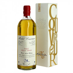 Pale Single 45° by Michel Couvreur Malt Whiskey