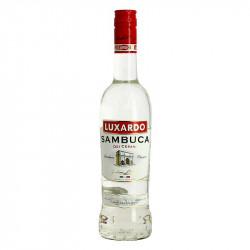 Luxardo Sambuca Dei Cesari Italian Aniseed Liquor