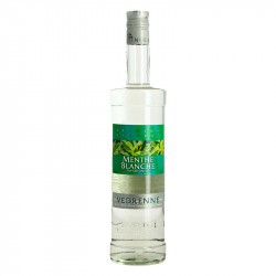 White Mint Liqueur by Vedrenne