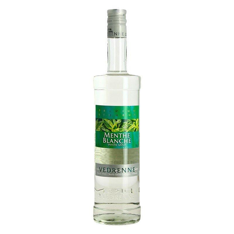 White Mint Liqueur by Vedrenne