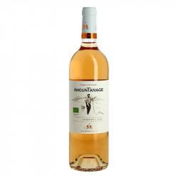 Amountanage Organic Luberon Rosé Wine by Marrenon
