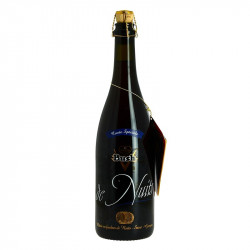 Bush de Nuits Belgian Beer Nuits St Georges Wine Finish