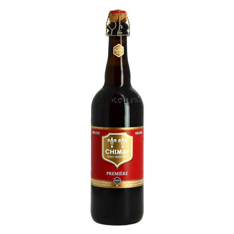 CHIMAY ROUGE Belgian Amber Beer Trappist Beer 75 cl