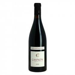 Chinon rouge P&B Couly