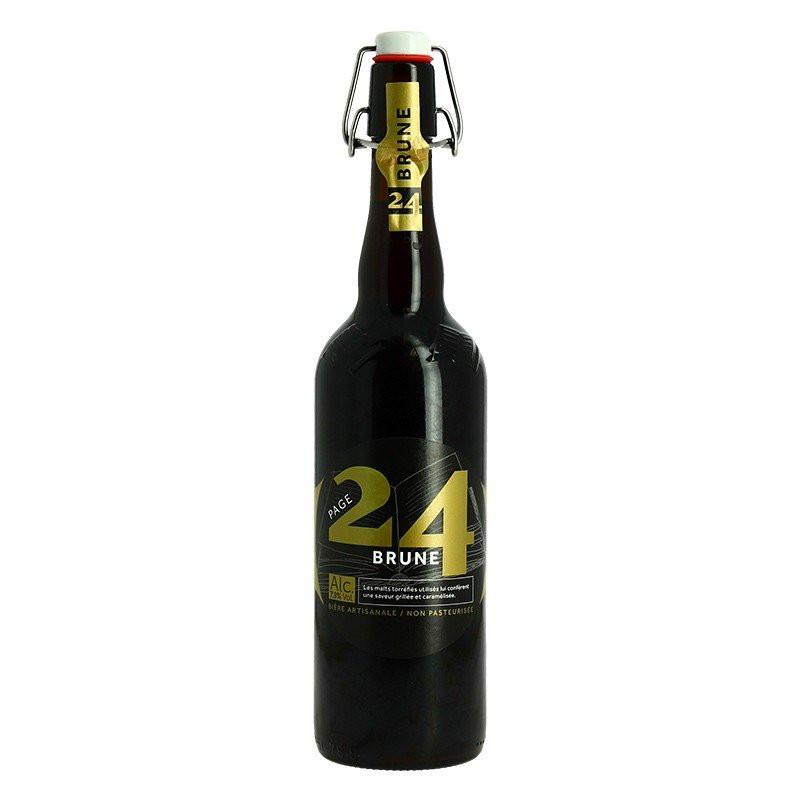 Page 24 Dark Aging Beer 75 cl