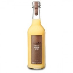 nectar de banana milliat 33cl
