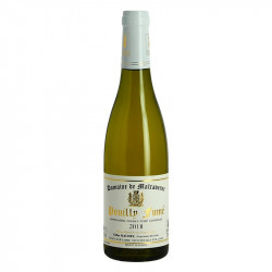 Pouilly Fumé Domaine Maltaverne Dry Loire Valley White Wine Half Bottle