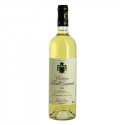 White Corbieres Wine Chateau La Voulte Gasparet