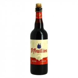 ST FEUILLIEN Belgian Beer Brune d'Abbaye 75cl