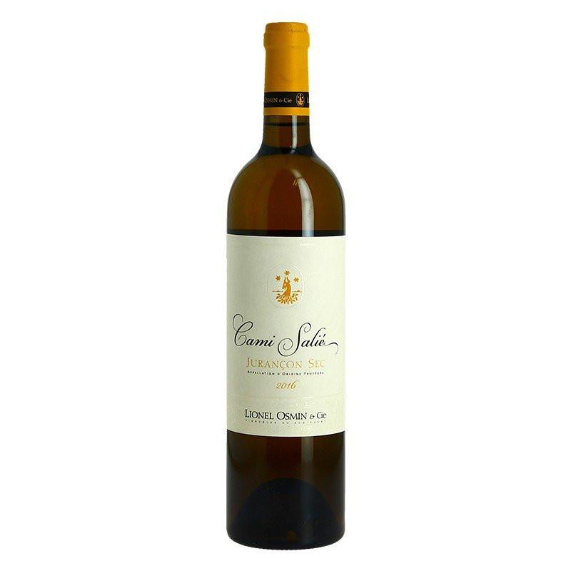 Cami Salie Dry Jurancon Wine by Lionel Osmin