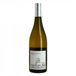 Bourgogne Blanc Dry Chardonnay Wine Domaine de l'Hestrange