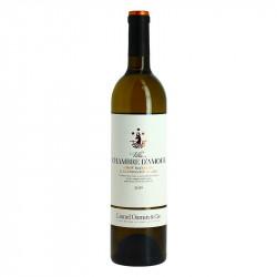 Villa Chambre d'Amour Semi Sweet White Wine By Lionel Osmin