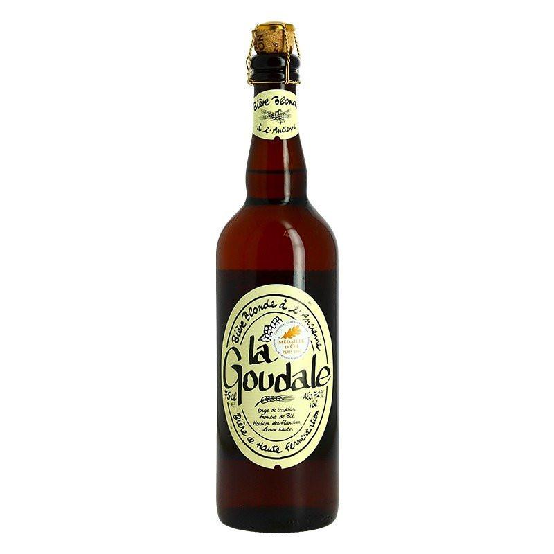 La Goudale 75cl North of France Blond Beer