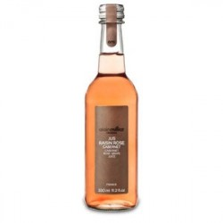 Jus de raisin rosé cabernet milliat 33cl
