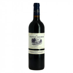 Château Maurine Red Woody Bordeaux Wine