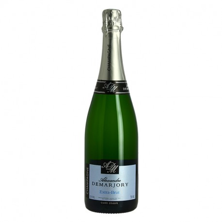 Alexandre Demarjory Extra Brut Champagne