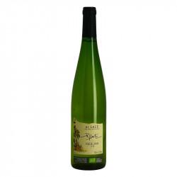 Riesling Organic Dry White Wine Domaine HEITZ