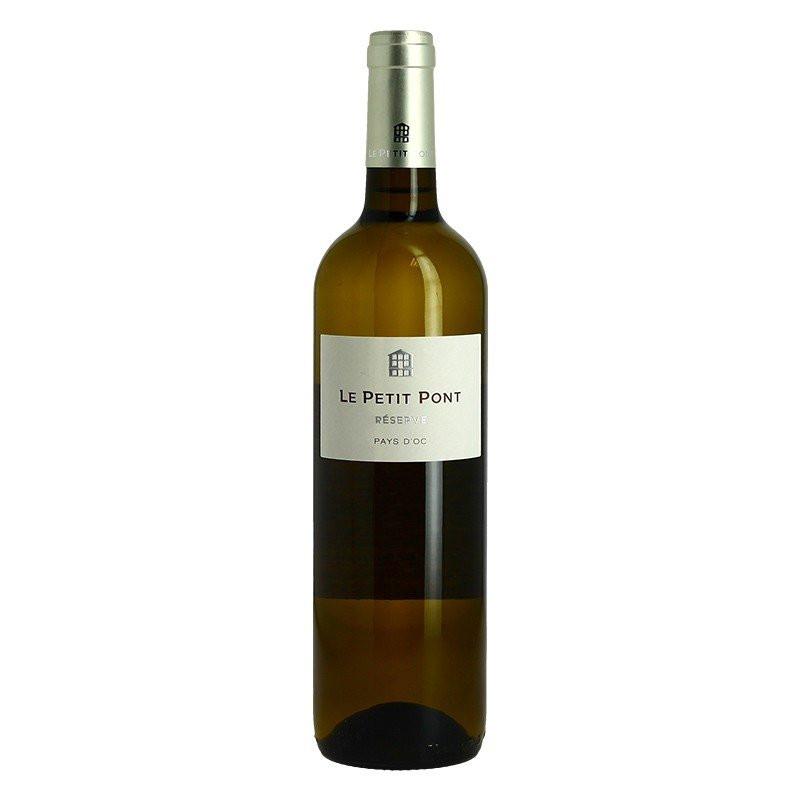 Le Petit Pont Dry White Languedoc Wine