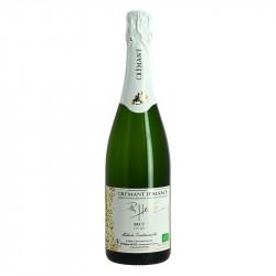 Cremant d'Alsace Organic Sparkling White Wine Heitz