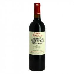 Cahors Red Malbec Wine by Château Pineraie Terra Vitis Wine