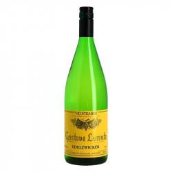 Edelzwicker Dry Alsace White Wine Gustave Lorentz 1 L