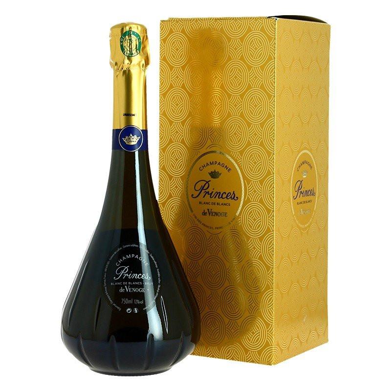 De Venoge Champagne Cuvée des Princes Blanc de Blancs