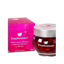 Framboisines Raspberry in Liqueur by Peureux distillery 35 cl