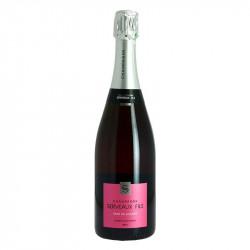 Rosé Champagne by Serveaux