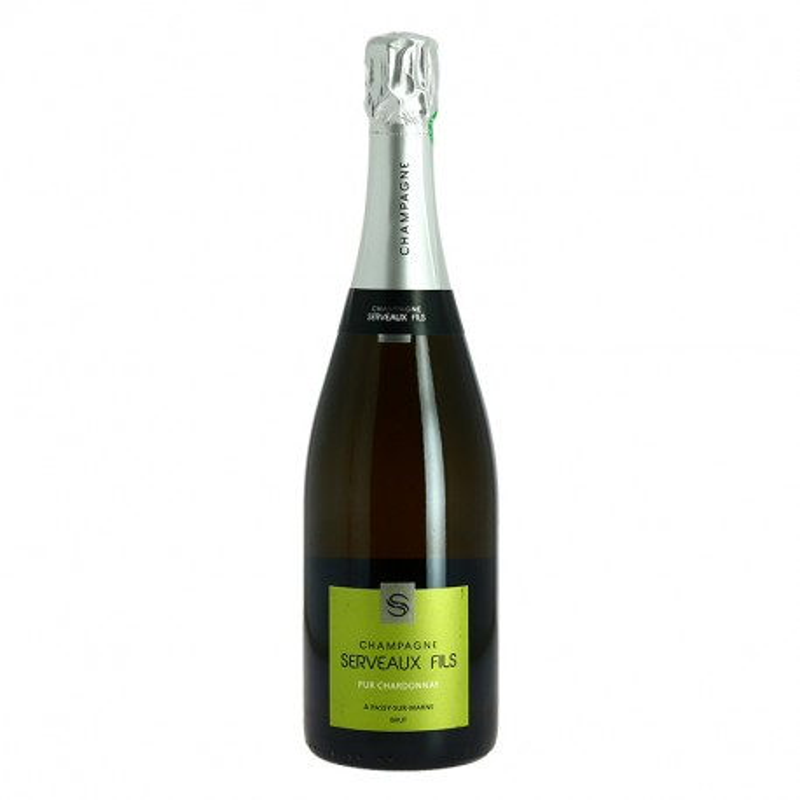 Champagne Serveaux Blanc de Blancs