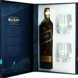 Johnnie Walker Blue Label Blended De Luxe Whiskey