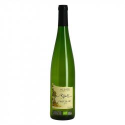 Pinot Blanc Organic Alsace White Wine Heitz