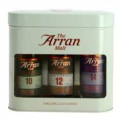 COFFRET TRIPLE PACK ARRAN 3 X 5CL
