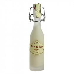 Mini Bottle of Liqueur cream with Coconut by Jacques Fisselier