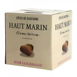 HAUT MARIN Rosé Gourmand Boxed Wine 5 Liters